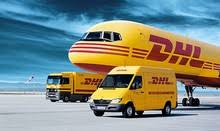 DHL handles all of our international shipping.