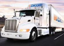 Dicom handles all domestic shipping.