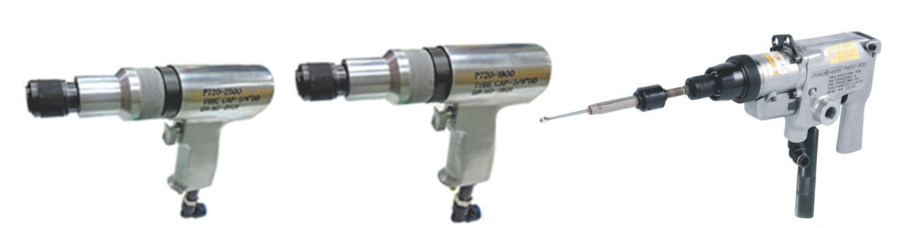 P850-400 seies pneumatic tube rolling drive